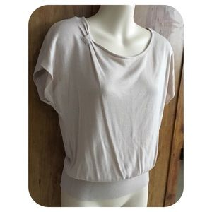 Light H&M Sweater Top  Size: Small